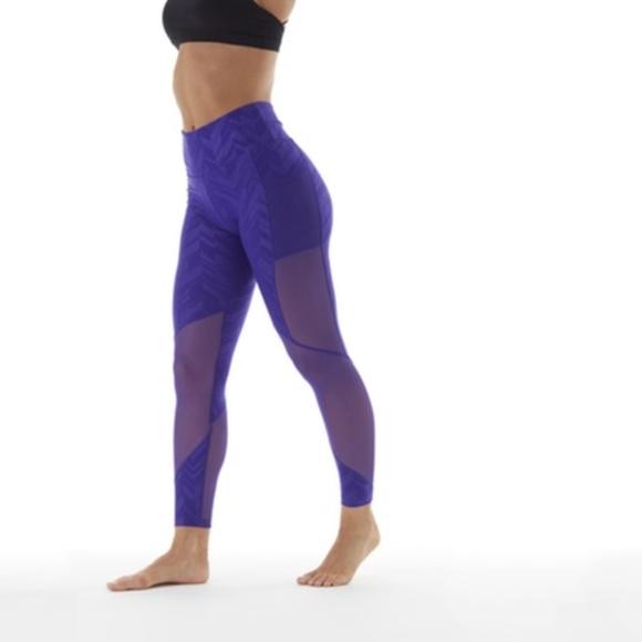 f386ed2859fa7a Bally Total fitness Pants | Bally Fitness Womens Highwaist Power Tek ...